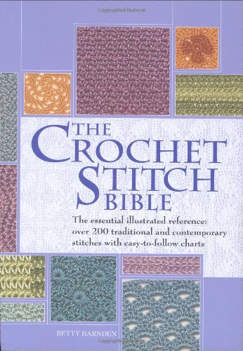 9780873497176: The Crochet Stitch Bible