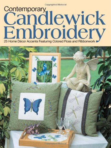 9780873497398: Contemporary Candlewick Embroidery