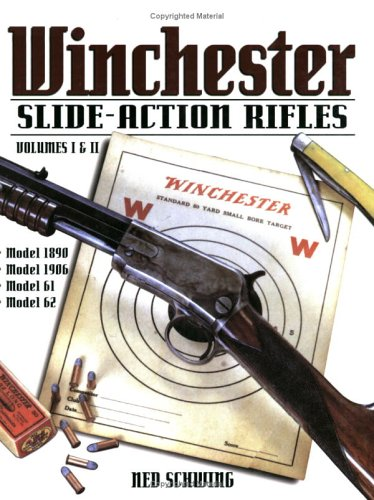 9780873497909: Winchester Slide Action Rifles (Winchester Classics)