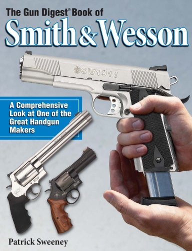 9780873497923: The Gun Digest Book of Smith & Wesson