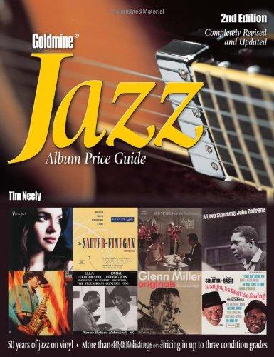 9780873498043: Goldmine Jazz Album Price Guide