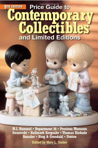 9780873498241: Price Guide to Contemporary Collectibles and Limited Editions (Price Guide to Contemporary Collectibles & Limited Editions)