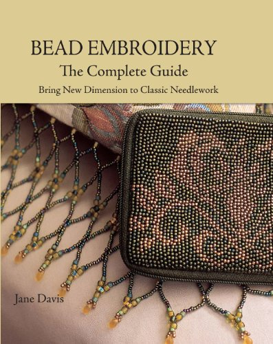 9780873498883: Bead Embroidery: The Complete Guide