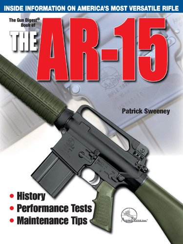 9780873499477: The Gun Digest Book of the AR-15