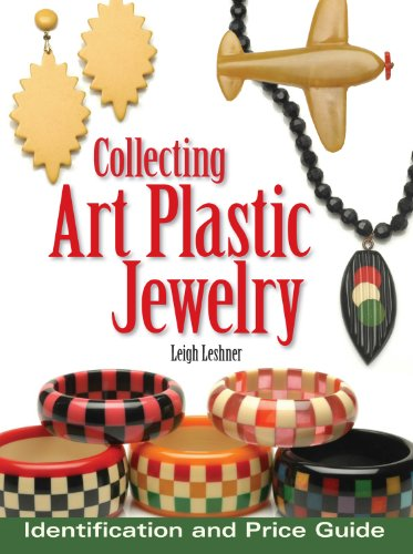 Collecting Art Plastic Jewelry: Identification and Price: Leshner, Leigh