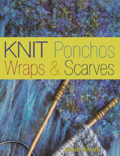 KNIT PONCHOS, WRAPS & SCARVES
