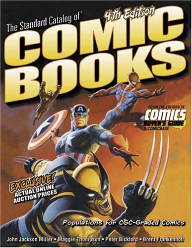 9780873499934: Standard Catalog of Comic Books (Comics Buyer's Guide)
