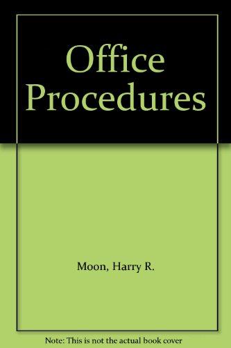 9780873503426: Office Procedures