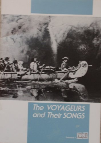 9780873510295: Voyageurs and Their Songs