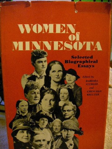 Women of Minnesota: Selected Biographical Essays