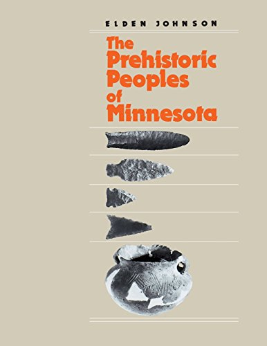 9780873512237: Prehistoric People's of Minnesota (Minnesota Prehistoric Archaeology Series)