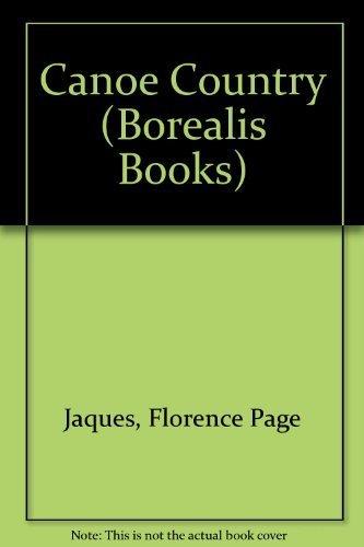 9780873512350: Canoe Country (Borealis Books)