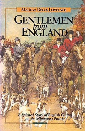 9780873512879: Gentlemen from England (Borealis Books)