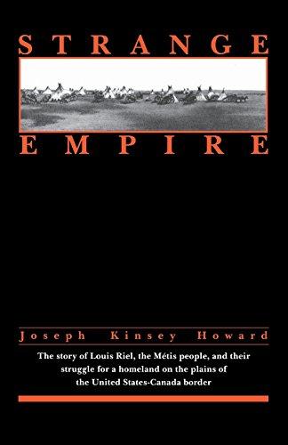 9780873512985: Strange Empire (Borealis Books)