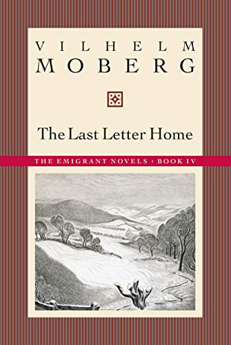 9780873513227: The Last Letter Home (Emigrant Novels)