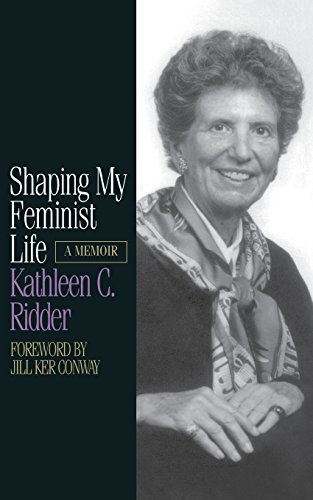 9780873513654: Shaping My Feminist Life (Midwest Reflections)