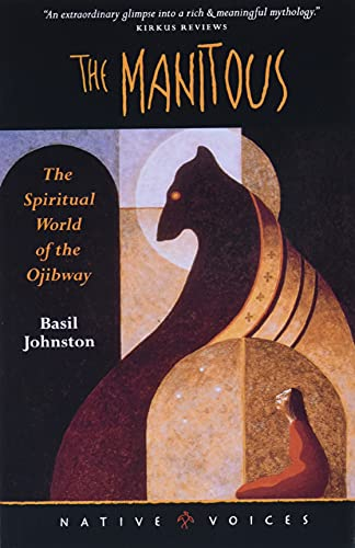 9780873514118: Manitous: The Spiritual World Of The Ojibway (Native Voices)