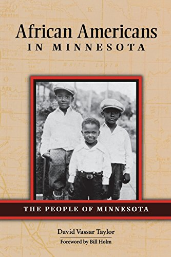 African Americans in Minnesota {part of} The: Taylor, David Vassas