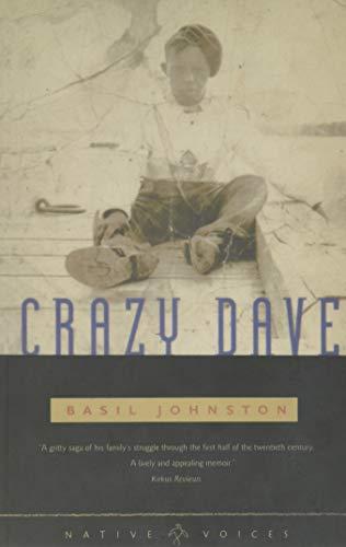 9780873514231: Crazy Dave (Native Voices)