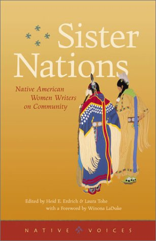 9780873514279: Sister Nations: Native American Women Writers on Community
