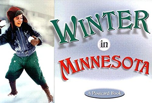 9780873514583: Winter in Minnesota: A Postcard Book