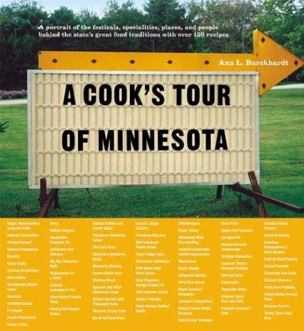 9780873514682: A Cook's Tour of Minnesota