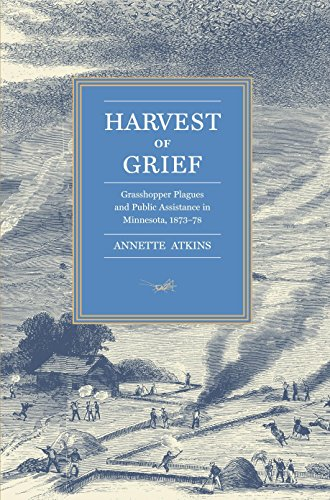 9780873514798: Harvest of Grief: Grasshopper Plagues and Public Assistance in Minnesota, 1873-78