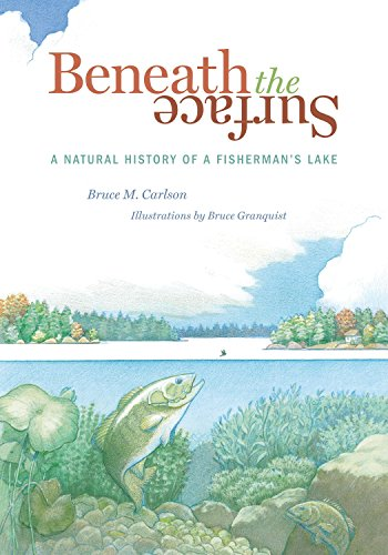 Beneath the Surface: A Natural History of a Fisherman's Lake: Carlson, Bruce M.