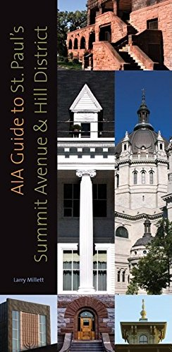 9780873516440: AIA Guide to St. Paul's Summit Avenue and Hill District