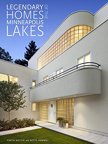 9780873518635: Legendary Homes of the Minneapolis Lakes