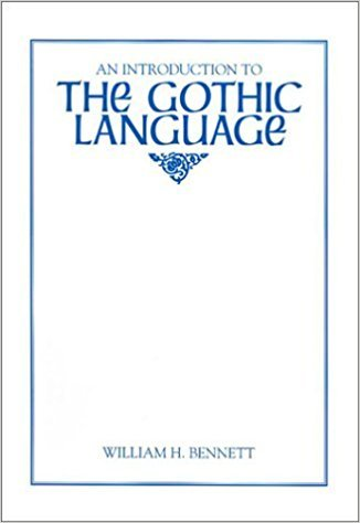 9780873522908: An Introduction to the Gothic Language (Introductions to the older languages of Europe)