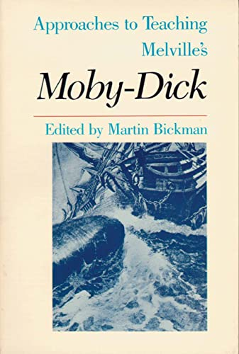 9780873524902: Melvilles Moby Dick (Approaches to Teaching World Literature (Paperback))