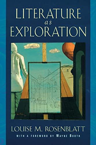9780873525671: Literature as Exploration