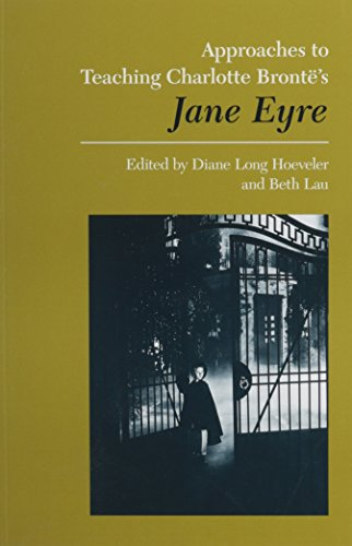 9780873527064: Approaches to Teaching Bronte's Jane Eyre (Approaches to Teaching World Literature)