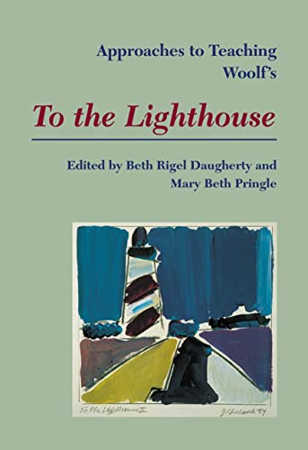 9780873527668: Woolfs to the Lighthouse (Approaches to Teaching World Literature)