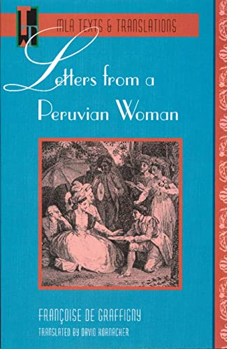 9780873527781: Letters from a Peruvian Woman (Texts & Translations)