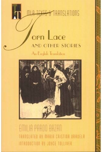 """Torn Lace"""" and Other Stories: An English: Pardo Bazán, Emilia"""