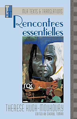9780873527934: Rencontres essentielles (Texts and Translations) (French Edition)