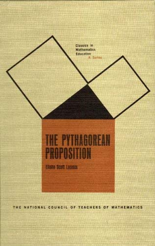 9780873530361: The Pythagorean Proposition
