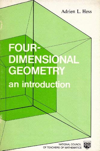 9780873531177: Four-Dimensional Geometry: An Introduction