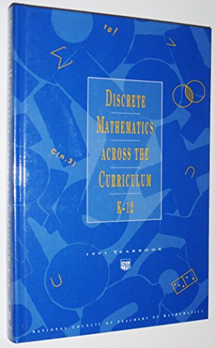 9780873533058: Discrete Mathematics Across the Curriculum, K-12 (NCTM Yearbooks)