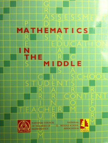 9780873534604: Mathematics in the Middle