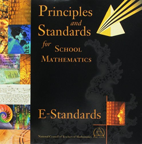 9780873534864: Principles and Standards for School Mathematics E-Standards