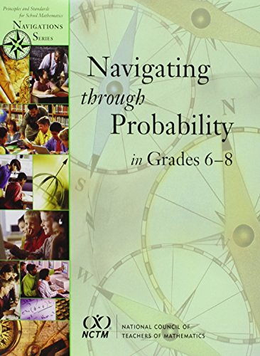 9780873535236: Navigating Through Probability in Grades 6-8 (Principles and Standards for School Mathematics Navigations)