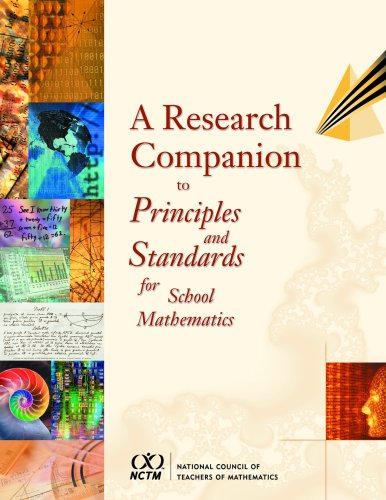 A Research Companion to Principles and Standards for School Mathematics: Jeremy Kilpatrick