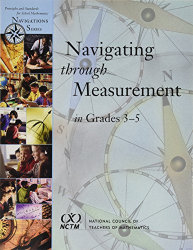 9780873535441: Navigating Through Measurement In Grades 3-5 (Principles and Standards for School Mathematics Navigations Series)
