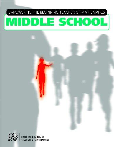 9780873535601: Empowering the Beginning Teacher of Mathematics in Middle School