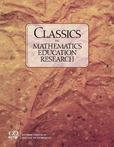 9780873535656: Classics In Mathematics Education Research