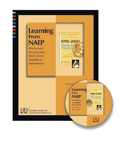 9780873535908: Learning from NAEP: Professional Development Materials for Teachers of Mathematics