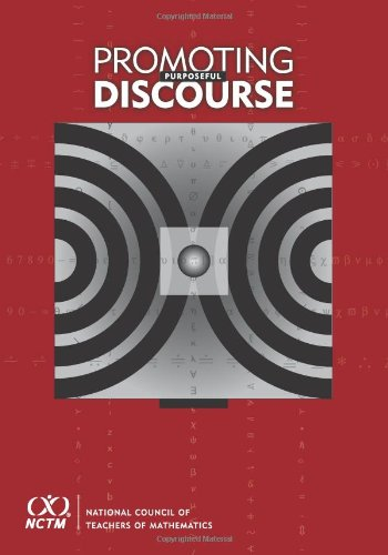 9780873536219: Promoting Purposeful Discourse: Teacher Research in Mathematics Classrooms